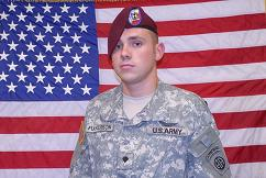 SPC Timothy A. Fulkerson